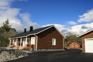 Villa Kilpisjärvi